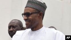 Shugaban Najeriya Muhammad Buhari da aka karrama a kasar Equatorial Guinea