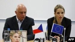Александр и Евгения Тимошенко