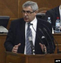 Ministar spoljnih poslova BiH Sven Alkalaj
