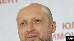 Перший заступник голови партії «Батьківщина» Олександр Турчинов