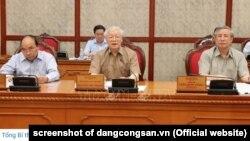 Tổng bí thư Nguyễn Phú Trọng đã đột ngột biến mất khỏi công chúng trong vòng 1 tháng trong năm 2019
