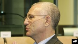 FILE - Algerian Assistant Secretary General of the African Union Said Djinnit.