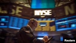 就業增強的報告帶動美國股市大幅上漲。