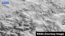 NASA Releases New Images of Pluto