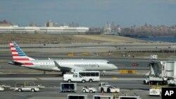 فرودگاهی در نیویورک - آرشیو