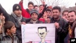 سفر ناظرین عرب به شهر حمص