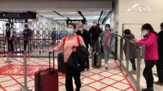 高鐵站封關在即 香港人蜂擁從中國大陸返回