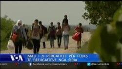 Mali i Zi përgatitet për pritjen e refugjatëve nga Siria