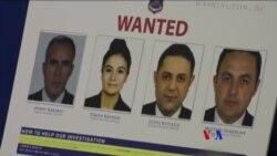 美國警方通緝在華盛頓毆打示威者的土耳其總統保鏢(粵語)