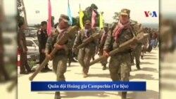 VN đề nghị Campuchia giúp đỡ đào tạo lực lượng gìn giữ hòa bình