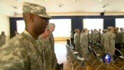 美国增派军人赴西非抗击埃博拉