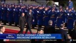 Presidenti rus, Putin viziton Serbinë