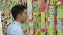 Հոնկոնգում ցուցարարները իրենց կարծիքներն են արտահայտում «Լենոնի պատ»-ի միջոցով