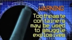 """索契高度安全戒备 美国警告""""牙膏炸弹"""