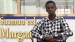 Saamuu'eel Margaa Barataa Oromoo Qarooma Teknooloojiin Beekame