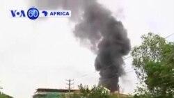 VOA60 Afirka - Satumba 23, 2013, 'Yan sanda Na Kewaye Da 'Yan Bindiga A Nairobi