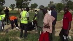 Attentat-suicide au Nigeria (vidéo)