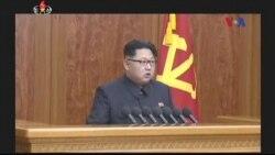 Diễn văn năm mới của Kim Jong Un tập trung vào vấn đề kinh tế