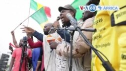 Manchetes Africanas 23 Setembro 2021: Milhares manifestam apoio a junta militar no Mali