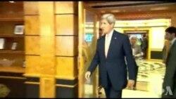 克里五国行谈安全与伊朗核协议问题
