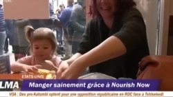 Manger sainement grâce à Nourish Now
