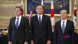 美国敦促中国利用其影响力对朝鲜施压