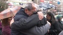 Güvenpark Saldırısında Ölenler Kırmızı Karanfillerle Anıldı