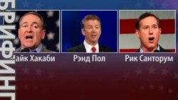 Трамп обвиняет Круза в фальсификациях на выборах в Айове