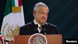 Presiden Meksiko, Andres Obrador