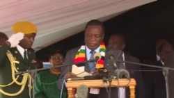 Zimbabwe President Urges Teachers Not To Go On Strike As Doctors' Industrial Action Continues