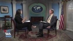 گفتگو با اسکات بازبی، قائم مقام معاون وزیر خارجه ایالات متحده