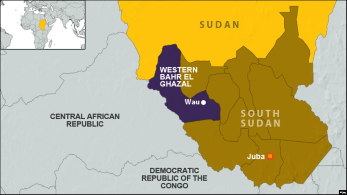 South Sudanese Accuse Khartoum After Village Bombed