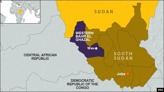 Residents of Western Bahr el Ghazal want to move the national capital from Juba to Wau.