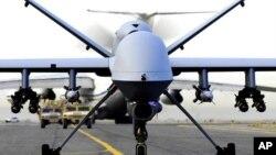 Diyaarad Drone ah oo ku Burburtay Muqdisho