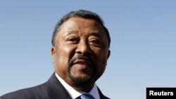 Jean Ping, candidat malheureux à l'élection présidentielle au Gabon, le 29 janvier 2012.