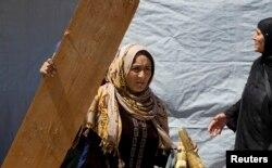 Phụ nữ Syria nếu không có chồng thì sẽ không có địa vị trong xã hội