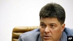 Russian envoy Mikhail Margelov (2009 file photo)