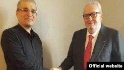 Pedro Agramunt Met today Ilgar Mammadov in detention