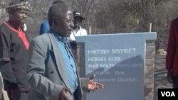 IMthwakazi Republic Party Izonde Igan'unwabu Ngokwenzakala eBhalagwe
