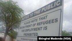 Dukwi Refugee Camp - Botswana
