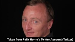 Felix Horne, Ethiopia and Eritrea researcher at Human Rights Watch