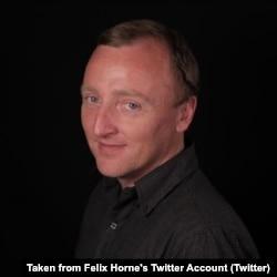 የዓለም አቀፍ የሰብአዊ መብት ድርጅት (Human Rights Watch) የአፊርካ ቀንድ፣ በኢትዮጵያ እና በኤርትራ ጥናት የሚያካሄዱ ቃል-አቀባይ ፊሊክስ ሆርን (Felix Horne)
