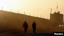 پل چرخي جیل ۔ کابل