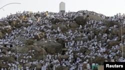 Dutsen Arafat.