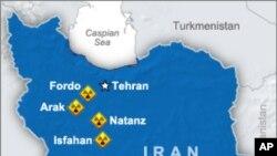 伊朗被指責干擾外國廣播。