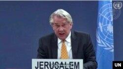 Tor Wennesland, BM'nin Ortadoğu Barış Sürecinden Sorumlu Özel Koordinatörü