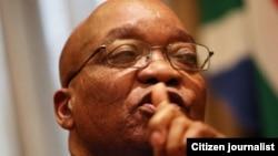 President Jacob Zuma