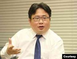 日本产经新闻台北支局长矢板明夫