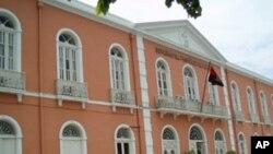 Edifício do governo provincial de Luanda