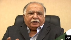وفاقی وزیر ممتاز عالم گیلانی
